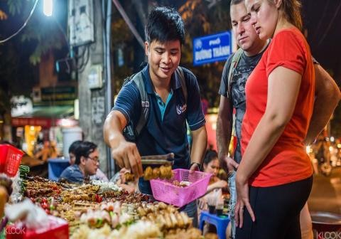July82017hanoi Food Tour
