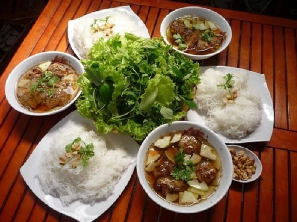 Dia Chi Thuong Thuc Mon Bun Cha Ngon Tuyet O Ha Noi 1