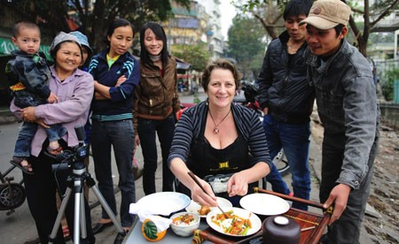 Hanoi Street Food Tour112