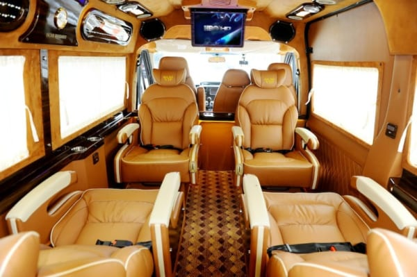 Limousine Sapa1