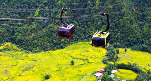 0301 Sapa Travel Experience And Mount Fansipan Cable Car Or Trekking Tour 03
