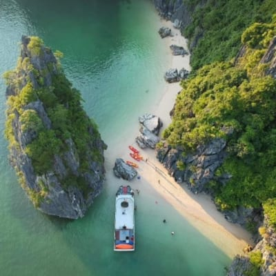 Cruise to LAN HA BAY (2D1N)