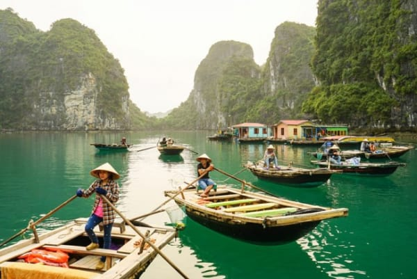 Halong Bay Weather In March Halong Bay Vietnam