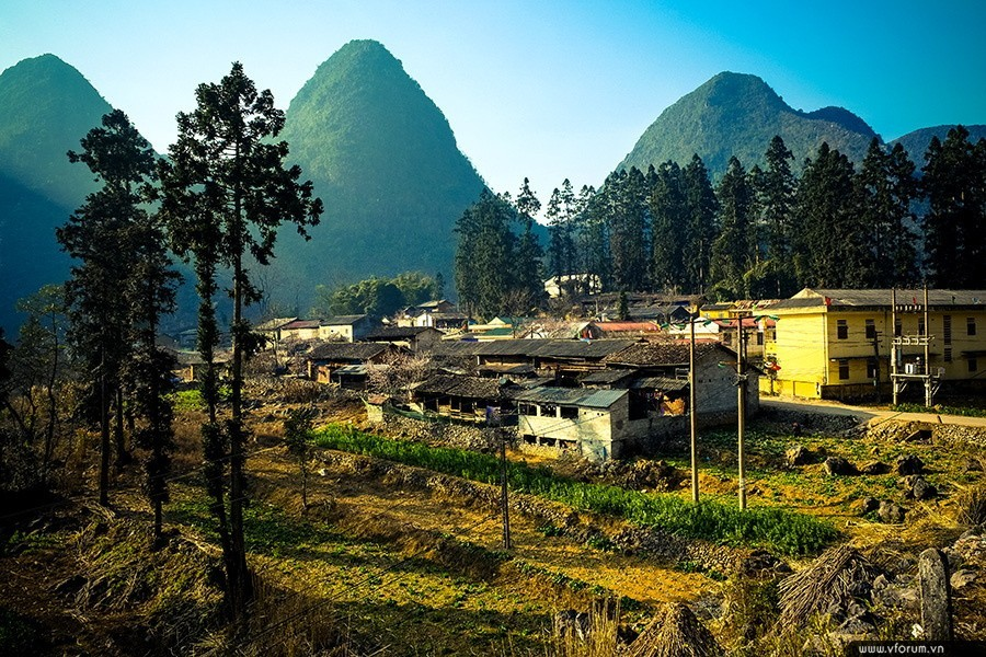 Stunning View of Ha Giang